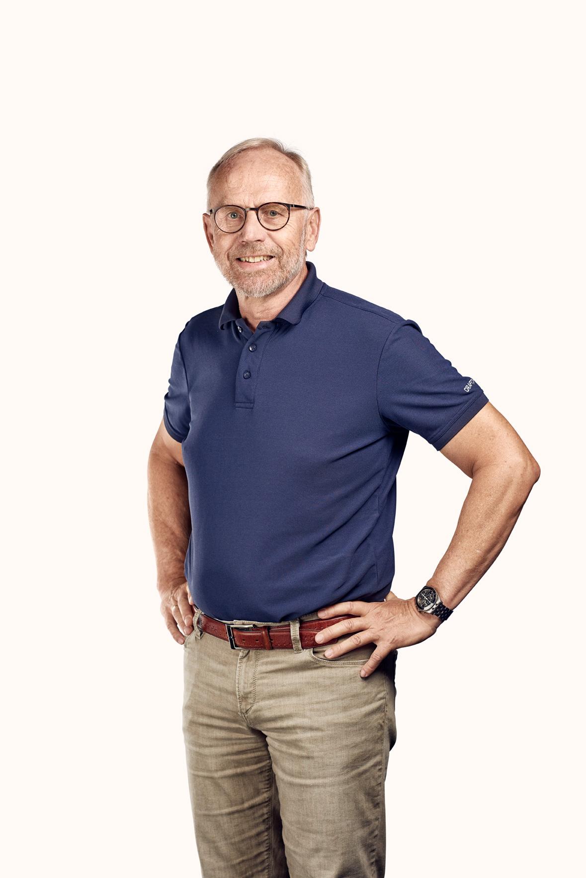Karsten Bangshaab CEO hos Logimatic IDS A/S