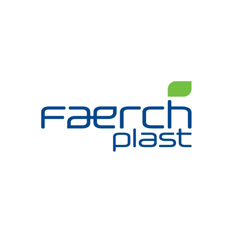 Faerch Plast logo, LOGIA lagerstyring kunde