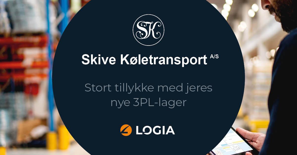 Skive Koeletransport bruger LOGIA lagerstyringssystem